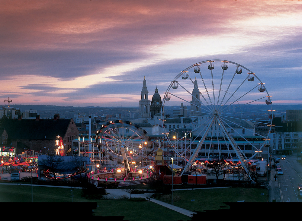 Leeds Fairground
